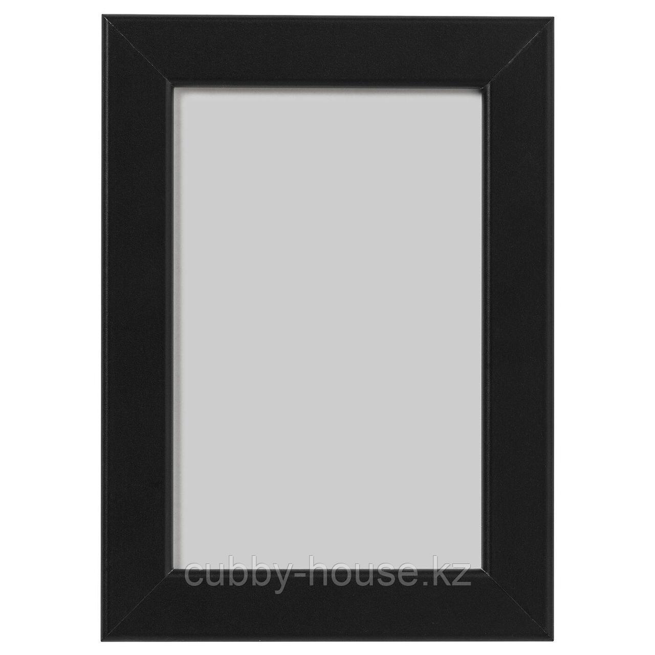 ФИСКБУ Рама, черный, 50x70 см