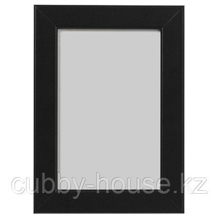 ФИСКБУ Рама, черный, 50x70 см, фото 2