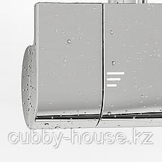 ВАЛЛАМОССЕ Термостатический смеситель д/душа, хромированный, 150 мм, фото 3