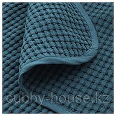ВОРЕЛЬД Покрывало, темно-синий, 230x250 см, фото 3