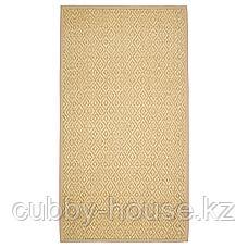 ВИСТОФТ Ковер безворсовый, неокрашенный, 80x150 см, фото 2