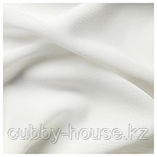 ХИЛЬЯ Гардины, 1 пара, белый, 145x300 см, фото 2
