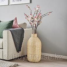 КАФФЕБОНА Декоративая ваза, бамбук, 60 см, фото 2