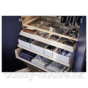 КОМПЛИМЕНТ Коробка, 8 шт., светло-серый, 100x58 см, фото 2