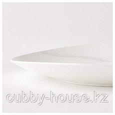 ШИН Тарелка, белый, 28 см, фото 2