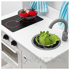 СПАЙСИГ Детская кухня с гардинами, 55x37x98 см, фото 3