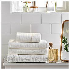 САЛЬВИКЕН Полотенце, белый, 50x100 см, фото 3