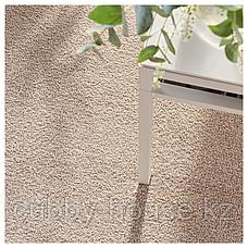 СТОЭНСЕ Ковер, короткий ворс, белый с оттенком, 80x150 см, фото 3