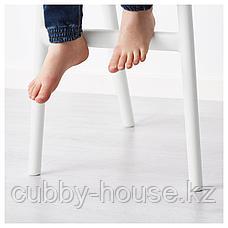УРБАН Детский стул, белый, фото 3