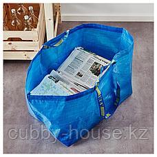 ФРАКТА Сумка, большая, синий, 71 л, фото 2