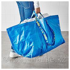 ФРАКТА Сумка, большая, синий, 71 л, фото 3