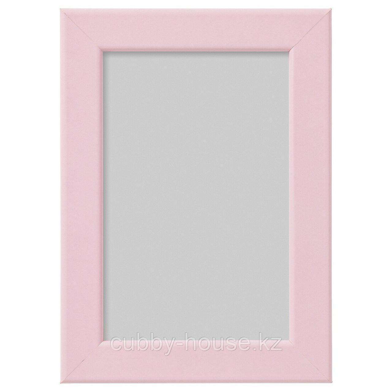 ФИСКБУ Рама, розовый, 21x30 см