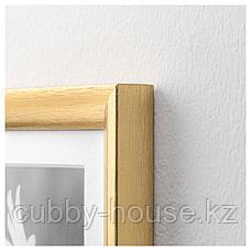 СИЛВЕРХОЙДЕН Рама, золотой, 40x50 см, фото 3