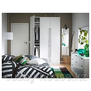 ВИНТЕРБРО Дверца с петлями, белый, 50x229 см, фото 2