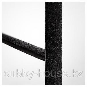 СТРЮКИС Вешалка для брюк, черный, фото 2