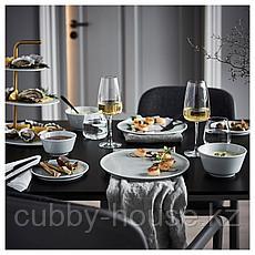 ДЮГРИП Бокал для белого вина, прозрачное стекло, 42 сл, фото 3