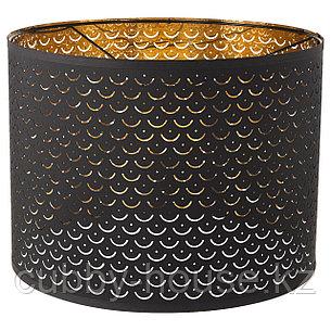 НИМО Абажур, черный, желтая медь, 44 см, фото 2