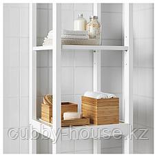 ДРАГАН Набор для ванной, 4 предмета, бамбук, фото 2