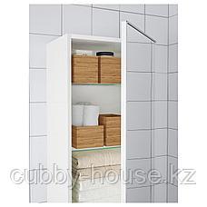 ДРАГАН Набор для ванной, 4 предмета, бамбук, фото 3