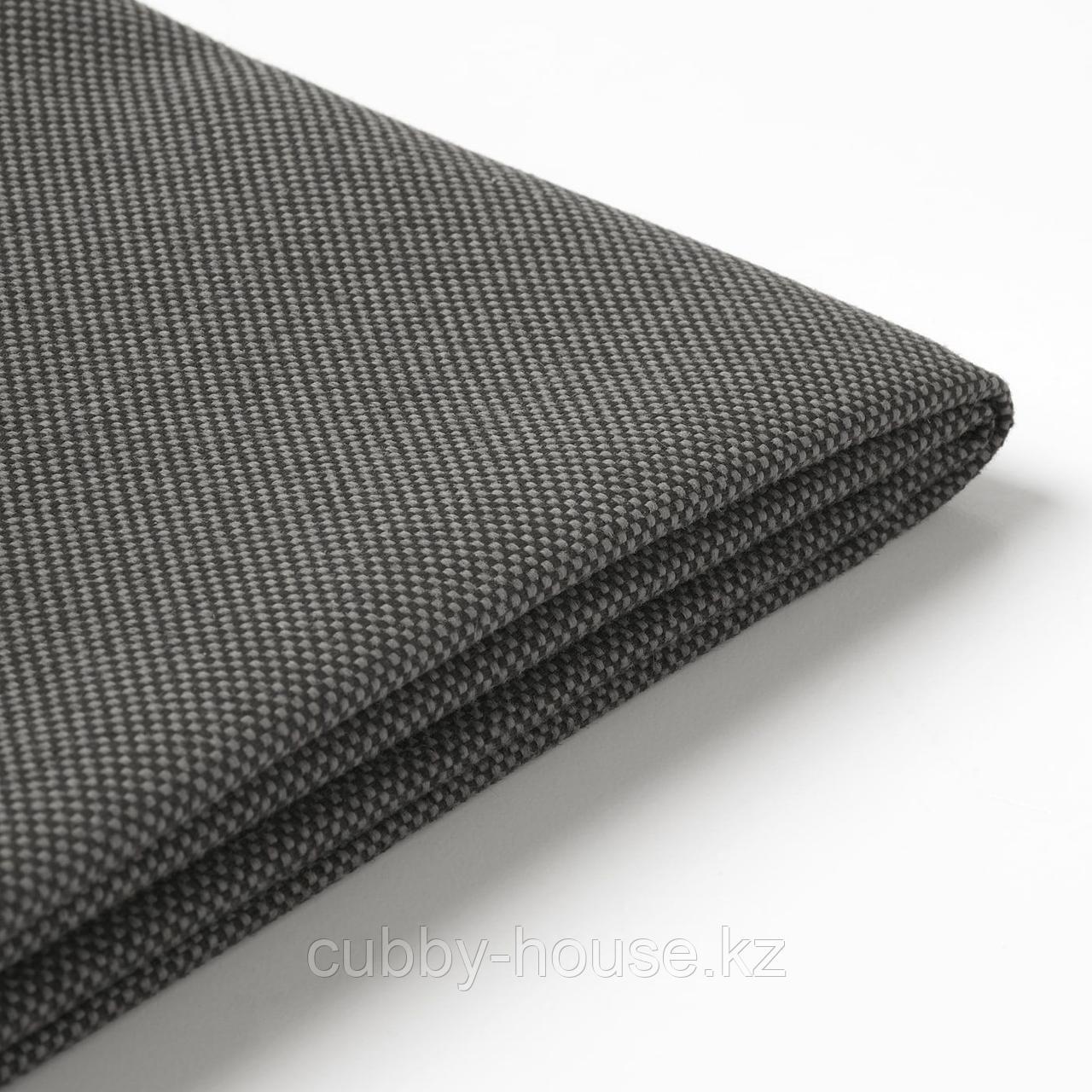 ФРЁСЁН Чехол для подушки на сиденье, для сада бежевый, 62x62 см