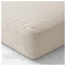 ФРЁСЁН Чехол для подушки на сиденье, для сада бежевый, 62x62 см, фото 3
