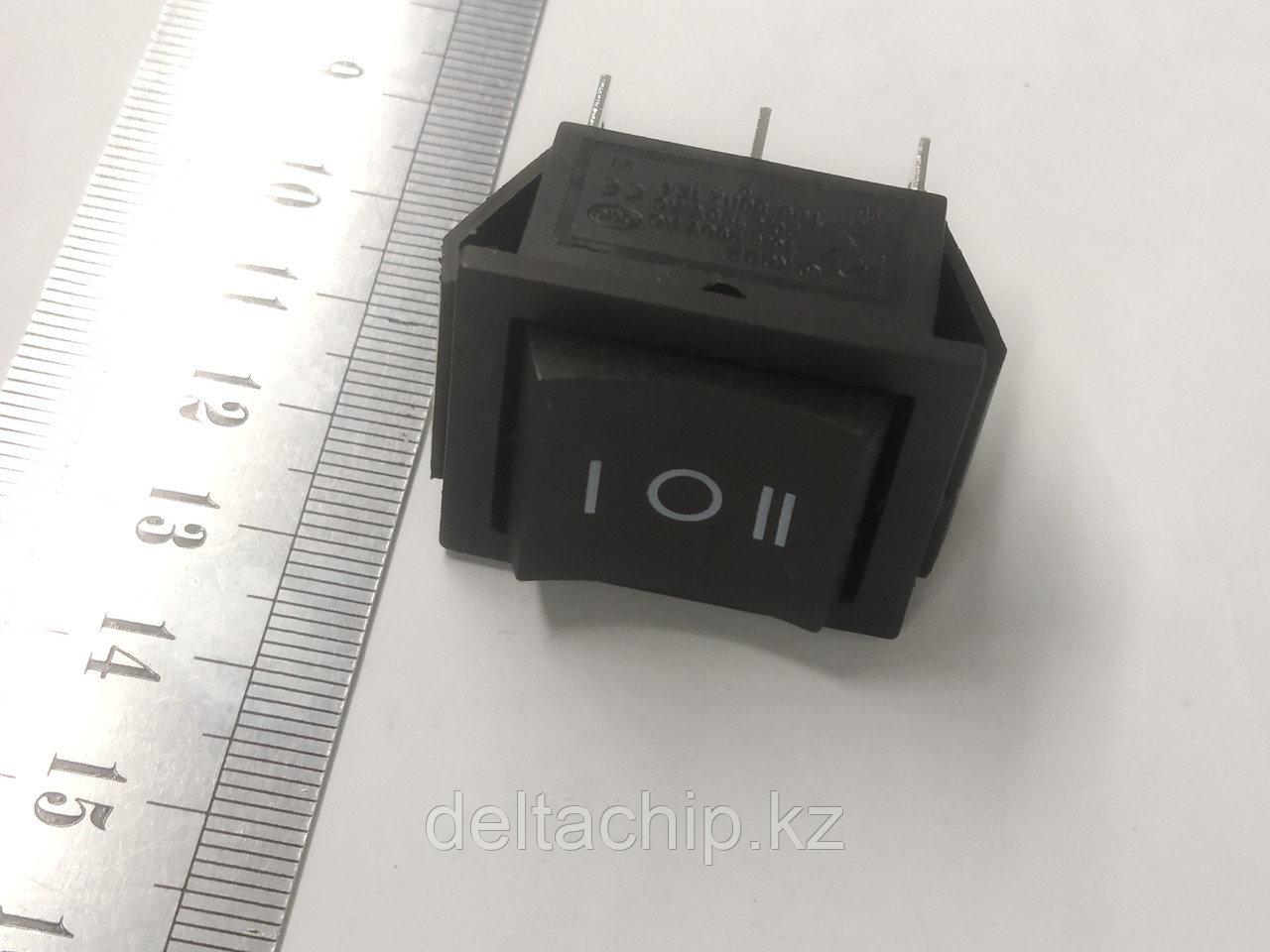 Выключатель клавишный 250V 15A