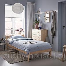 НЕЙДЕН Каркас кровати, сосна, Лурой, 90x200 см, фото 3