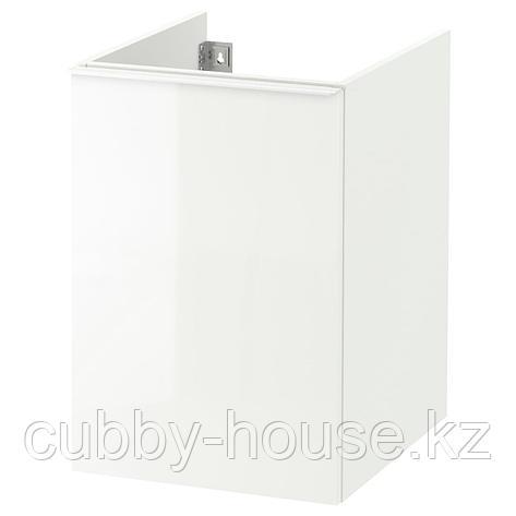 ГОДМОРГОН Шкаф, белый, 40x47x58 см, фото 2