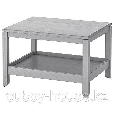 ХАВСТА Журнальный стол, белый, 75x60 см, фото 2