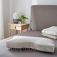 СКОГСЛЁК Эргономичная подушка, универсальная, 40x65 см, фото 2