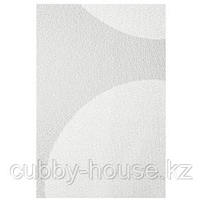НИННИ ТРОД Гардины, 2 шт., белый, 145x300 см, фото 2
