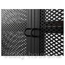 ФЬЕЛЛЬБО Тумба под ТВ, черный, 150x36x54 см, фото 2