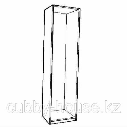ПАКС Каркас гардероба, белый, 50x58x201 см, фото 2