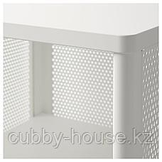 БЕКАНТ Модуль для хранения, на ножках, сетка белый, 41x101 см, фото 3