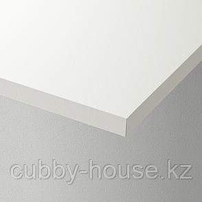 БУРГУЛЬТ Полка, белый, 59x20 см, фото 2