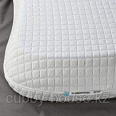 КЛУББСПОРРЕ Эргономичная подушка, универсальная, 43x65 см, фото 3