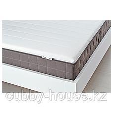 ТАЛЬДЖЕ Тонкий матрас, белый, 140x200 см, фото 3
