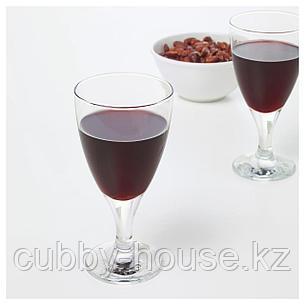 РЭТТВИК Бокал для красного вина, прозрачное стекло, 35 сл, фото 2