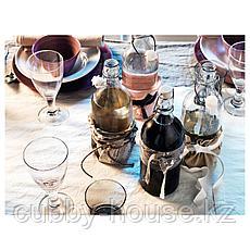 РЭТТВИК Бокал для красного вина, прозрачное стекло, 35 сл, фото 3