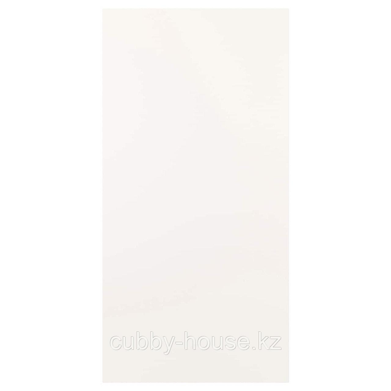 ФОННЕС Дверца с петлями, белый, 60x60 см