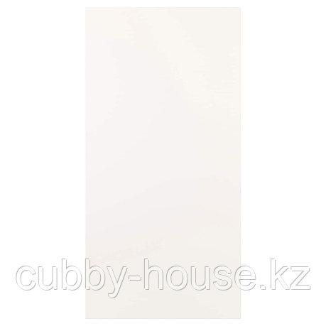ФОННЕС Дверца с петлями, белый, 60x60 см, фото 2