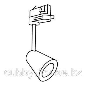 СКЕНИНГЕ Софит светодиодный, белый, 7 см, фото 2