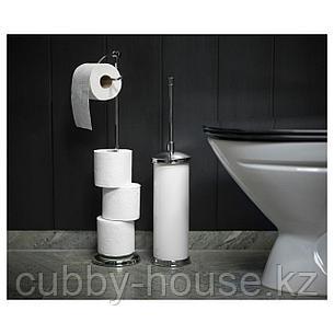БАЛУНГЕН Держатель туалетной бумаги, хромированный, фото 2