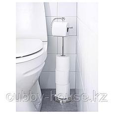 БАЛУНГЕН Держатель туалетной бумаги, хромированный, фото 3