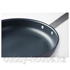 ТРОВЭРДИГ Сковорода, золотисто-коричневый, 28 см, фото 3