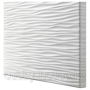 ЛАКСВИКЕН Дверь, белый, 60x64 см, фото 2