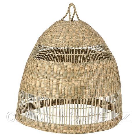ТОРАРЕД Абажур для подвесн светильника, водоросли, 36 см, фото 2