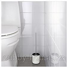 ТОФТАН Щетка для унитаза, белый, фото 2