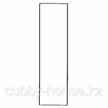 ФОРСАНД Дверь, белый, 50x229 см, фото 2