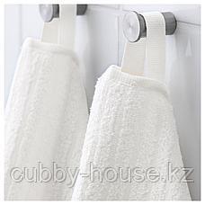 ВОГШЁН Простыня банная, белый, 100x150 см, фото 3